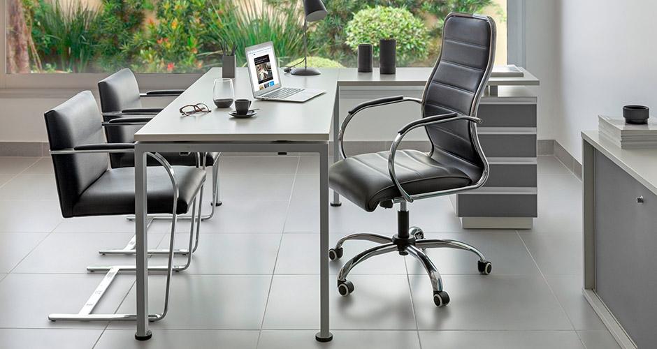 Sillas y sillones para oficinas, componentes, partes de ...
